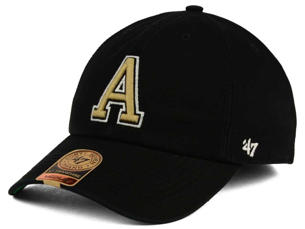 Army Black Knights  47 NCAA  47 FRANCHISE Cap  fab7b96c5db