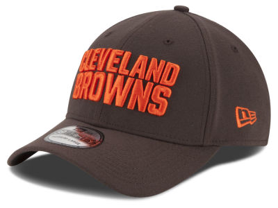 Cleveland Browns New Era NFL New Team Classic 39THIRTY Cap