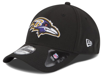 Baltimore Ravens New Era NFL New Team Classic 39THIRTY Cap