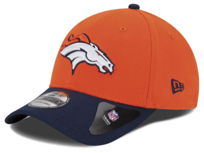 Denver Broncos New Era NFL New Team Classic 39THIRTY Cap