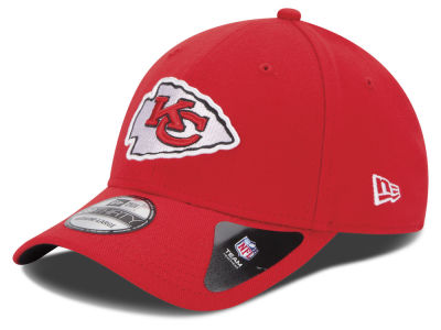 Kansas City Chiefs New Era NFL New Team Classic 39THIRTY Cap