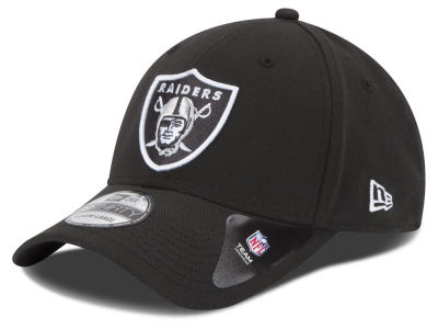 Oakland Raiders New Era NFL New Team Classic 39THIRTY Cap