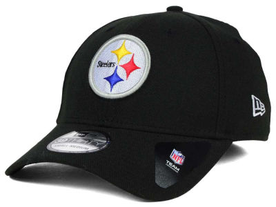 Pittsburgh Steelers New Era NFL New Team Classic 39THIRTY Cap