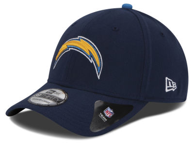 Los Angeles Chargers New Era NFL New Team Classic 39THIRTY Cap