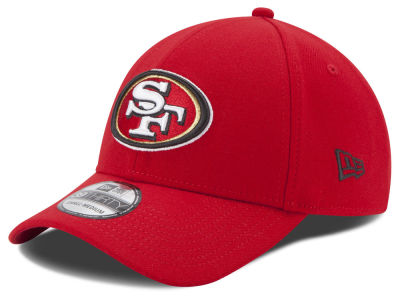 San Francisco 49ers New Era NFL New Team Classic 39THIRTY Cap