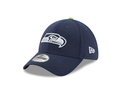 Seattle Seahawks New Era NFL New Team Classic 39THIRTY Cap