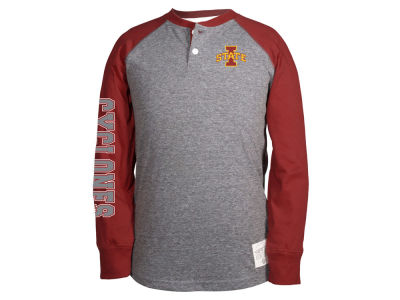 Iowa State Cyclones NCAA Toddler Ryland Long Sleeve Raglan T-Shirt