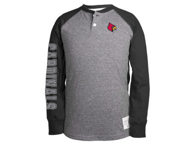 Louisville Cardinals NCAA Toddler Ryland Long Sleeve Raglan T-Shirt
