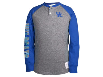Kentucky Wildcats NCAA Youth Ryland Long Sleeve Raglan T-Shirt