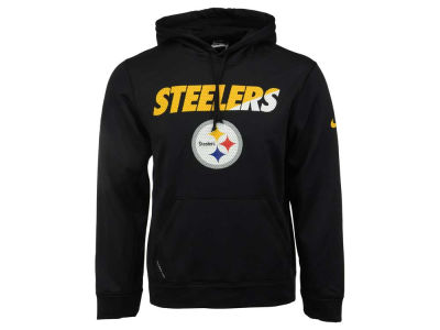 Pittsburgh Steelers Nike NFL Men's KO Staff Graphic Hoodie