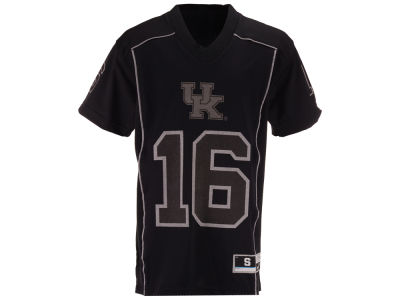 Kentucky Wildcats adidas NCAA Youth Black Out Jersey