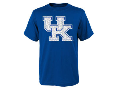 Kentucky Wildcats Outerstuff NCAA Youth Wordplay Logo Fill T-Shirt