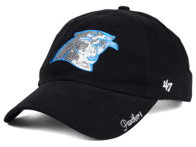 Carolina Panthers '47 NFL '47 Womens Sparkle Team Color Cap