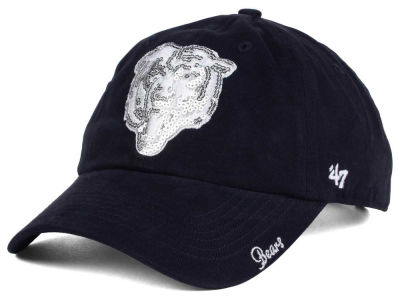 Chicago Bears '47 NFL '47 Womens Sparkle Team Color Cap