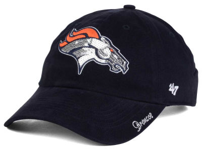 Denver Broncos '47 NFL '47 Womens Sparkle Team Color Cap