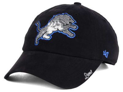 Detroit Lions '47 NFL '47 Womens Sparkle Team Color Cap