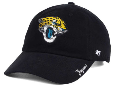 Jacksonville Jaguars '47 NFL '47 Womens Sparkle Team Color Cap