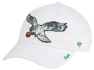 Philadelphia Eagles '47 NFL '47 Womens Sparkle Team Color Cap
