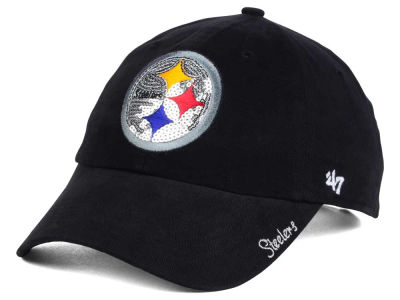 Pittsburgh Steelers '47 NFL '47 Womens Sparkle Team Color Cap