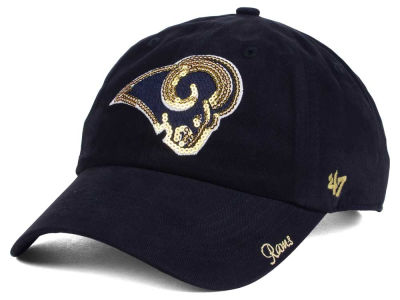 St. Louis Rams '47 NFL '47 Womens Sparkle Team Color Cap