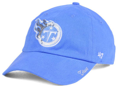 Tennessee Titans '47 NFL '47 Womens Sparkle Team Color Cap
