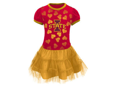 Iowa State Cyclones Outerstuff NCAA Toddler Love To Dance Dress