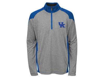 Kentucky Wildcats Outerstuff NCAA Kids DNA Quarter Zip Pullover