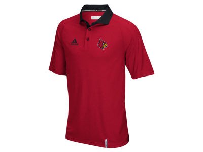 Louisville Cardinals adidas NCAA Men's Climachill Polo Shirt