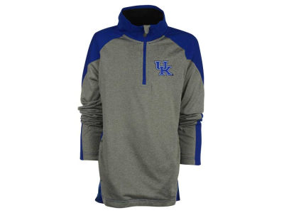 Kentucky Wildcats Outerstuff NCAA Youth DNA Quarter Zip Pullover