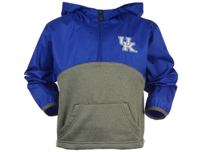 Kentucky Wildcats Outerstuff NCAA Kids Convex Quarter Zip Pullover Hoodie