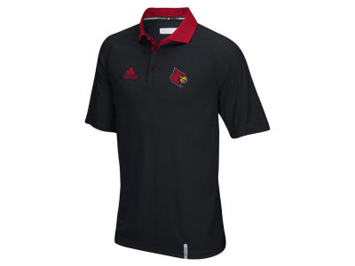Louisville Cardinals adidas NCAA Men's Climachill Polo Shirt ES