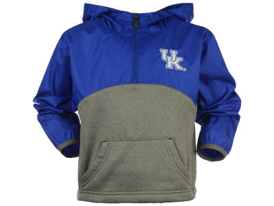 Kentucky Wildcats Outerstuff NCAA Youth Convex 1/4 Zip Pullover Hoodie