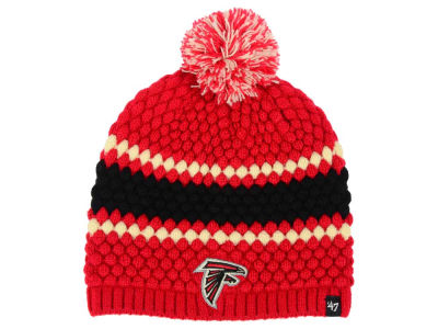 Atlanta Falcons '47 NFL Women's Leslie Pom Knit