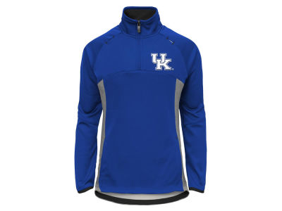Kentucky Wildcats Outerstuff NCAA Youth Girls Extreme Quarter Zip Pullover