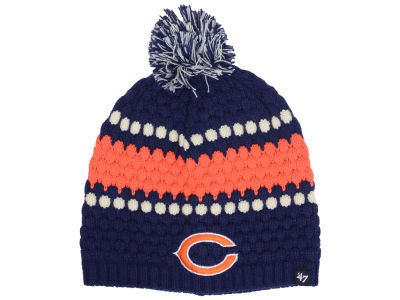 Chicago Bears '47 NFL Women's Leslie Pom Knit