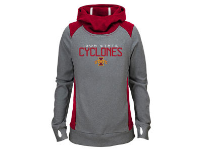 Iowa State Cyclones Outerstuff NCAA Youth Girls Ultimate Funnel Neck Hoodie