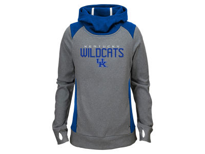 Kentucky Wildcats Outerstuff NCAA Youth Girls Ultimate Funnel Neck Hoodie