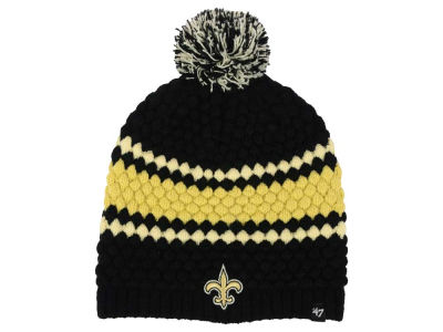 New Orleans Saints '47 NFL Women's Leslie Pom Knit