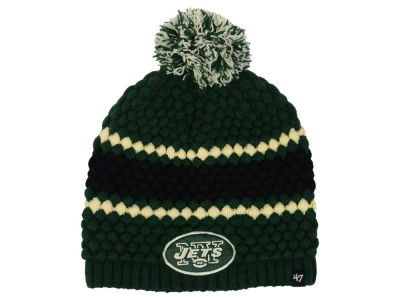 New York Jets '47 NFL Women's Leslie Pom Knit