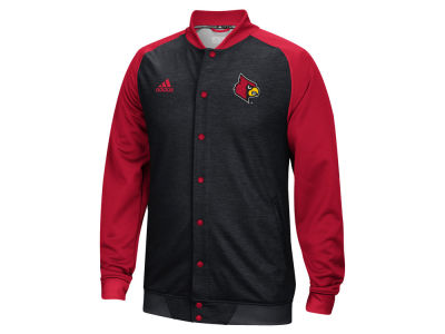 Louisville Cardinals adidas NCAA Men's Warmup Jacket ES