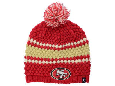 San Francisco 49ers '47 NFL Women's Leslie Pom Knit