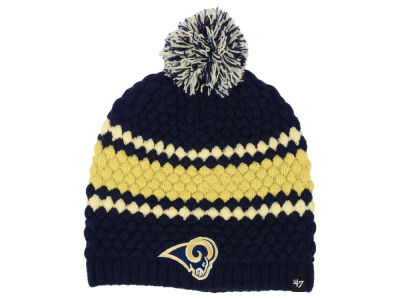 Los Angeles Rams '47 NFL Women's Leslie Pom Knit