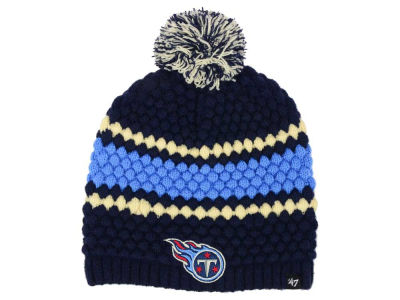 Tennessee Titans '47 NFL Women's Leslie Pom Knit