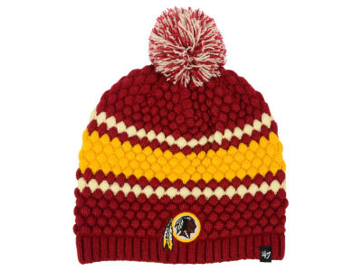 Washington Redskins '47 NFL Women's Leslie Pom Knit