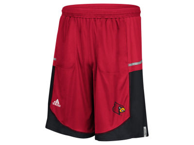 Louisville Cardinals adidas NCAA Men's Sideline Player Pocket Shorts