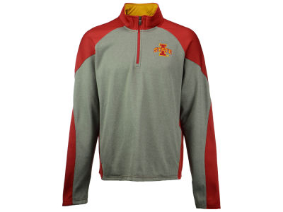 Iowa State Cyclones Outerstuff NCAA Men's Helix Zip Pullover Jacket
