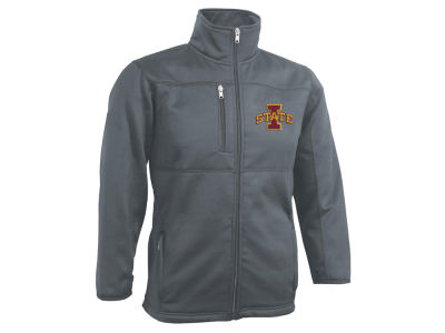 Iowa State Cyclones Outerstuff NCAA Men's Bonded Fleece Full Zip Jacket