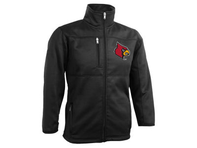 Louisville Cardinals NCAA Men's Bonded Fleece Full Zip Jacket