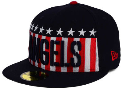 Los Angeles Angels New Era MLB Big USA 59FIFTY Cap