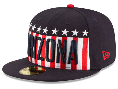 Arizona Diamondbacks New Era MLB Big USA 59FIFTY Cap